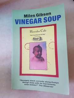 Vinegar Soup by Miles Gibson