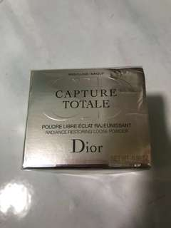 Dior Capture Totale Radiance Restoring Loose Powder #001 Bright Light 11g