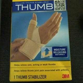 3M Thumb stabilizer (beige, S/M size)