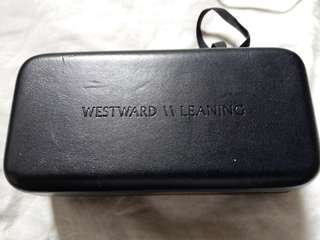 Original Sunglases/ WESTWARD LEANING handmade in Japan & San Francisco