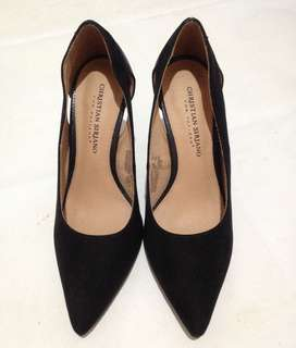 Payless by Christian Siriano (Black Shoes)