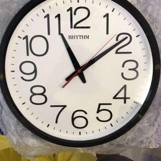 Rhythm wall clock CMG495NR02