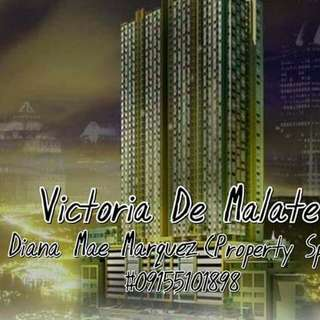 Affordable rent to own condominium in Manila.