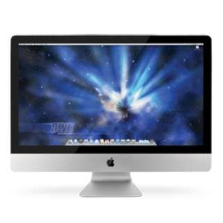 APPLE IMAC27 3.4ghz 16GB RAM late 2012
