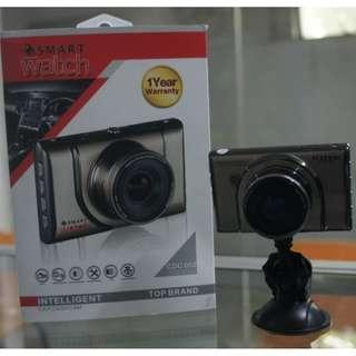 Intelligent Smart Watch DASH Camera Powered FULL HD Resolution Display