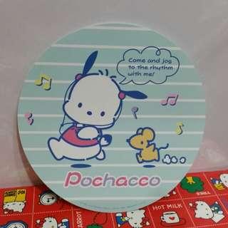 Pochacco pc狗大貼紙(包平郵)