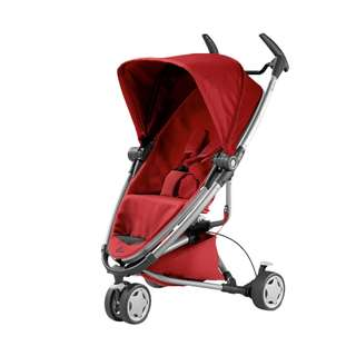 Stroller Quinny Zapp Xtra 2 Merah  (Red Rumour) New