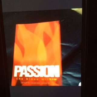 Passion -the Blaze Within