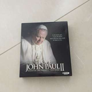 Pope John paul the second movie