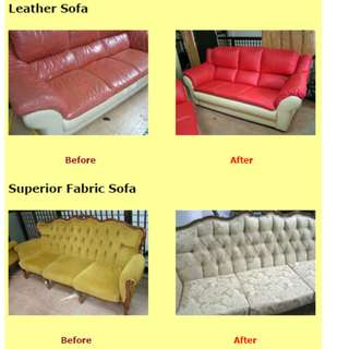 Upholstery, Repair, Customisation, Fabrication of Furniture and Cushion