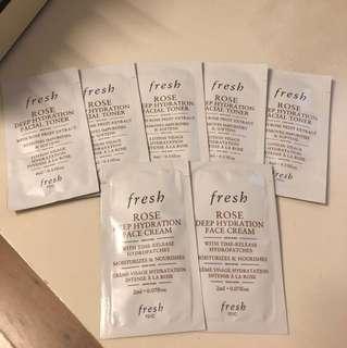 Fresh sample