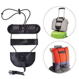 Adjustable Bag Strap Carry On Bungee Travel
