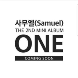 (PO)SAMUEL 2ND MINI ALBUM-ONE