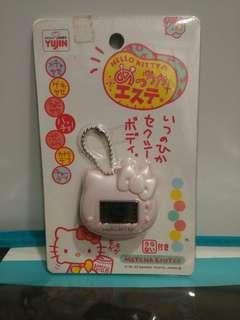 BNIP! Rare Vintage 1997 Official Sanrio Licensed Hello Kitty Metcha Esute Tamagotchi
