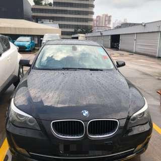 BMW 5 Series 520i Sedan Auto