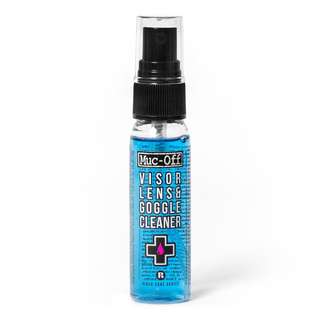 MUC-OFF VISOR, LENS & GOGGLE CLEANER 30ML