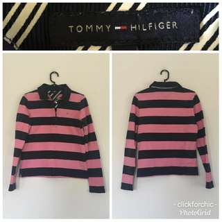 Tommy Hilfiger Collared Top