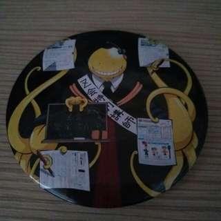 暗殺教室 襟章