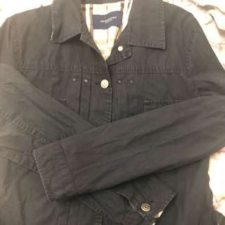Burberry S size 外套(100%real)