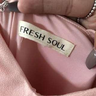 Fresh soul dress