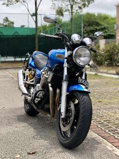 Yamaha XJR1300 (PRICE ADJUSTED)