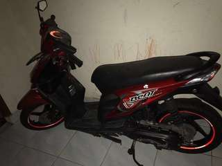Motor Honda Beat 2010