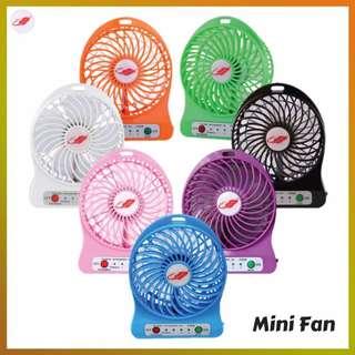 Portable Mini Fan RECHARGEABLE BATTERY