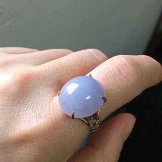紫蘿蘭戒指