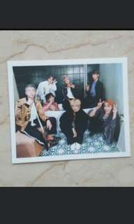 BTS WINGS PC (AUTHENTIC )