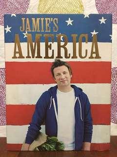 Jamie's America by Jamie Oliver (Hardback)