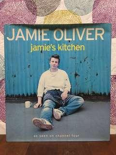 Jamie's Kitchen by Jamie Oliver (Hardback)