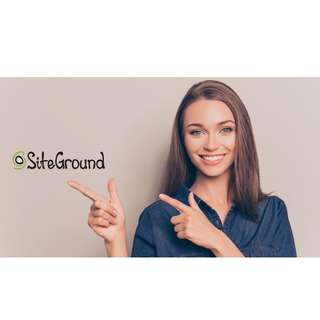 Tired of your old web host? Try SiteGround