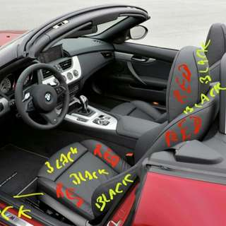 Beautify your car interior with us Then Leather