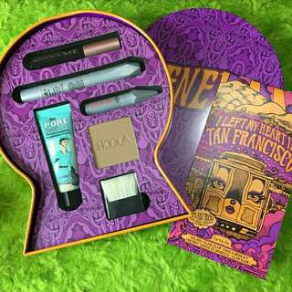 BENEFIT HELLO, SAN FRANCISCO FACE AND BROW KIT