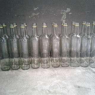 Botol exs untuk wadah madu Sirup dll