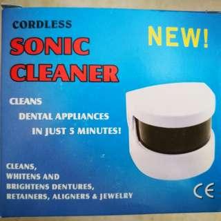 Sonic Cleaner 聲波清洗器