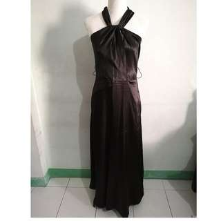 For Sale: Preloved Black Gown