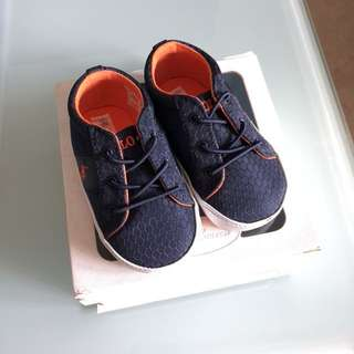 Ralph Lauren Boy Shoes (9-12months)