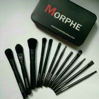 Morphe Brush Set (12pcs)