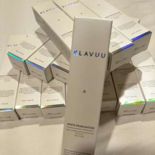 KLAVUU White Pearlsation IDEAL ACTRESS BACKSTAGE CREAM SPF30+