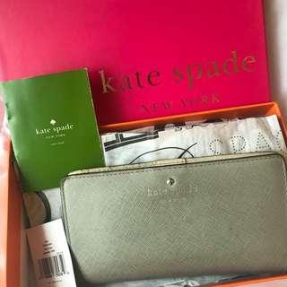 Kate Spade Cedar Street Stacy Leather Wallet