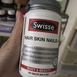 Swisse Hair Skin Nails+