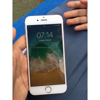 Iphone 6s 64gb!