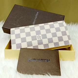 Louis Vuitton Braza Wallet Azur