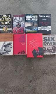 Warfare books to go