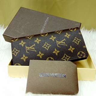 Louis Vuitton Brazza Wallet Monogram