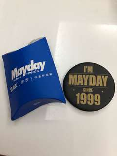 Mayday Anniversary Badge