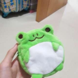 Any fun 碎銀包 青蛙款式