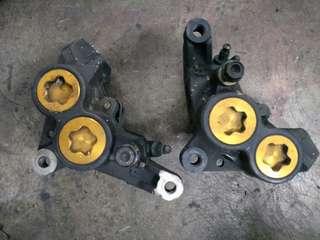 caliper brake Yamaha R6