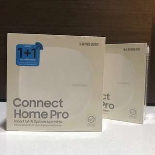 BNIB_Samsung Connect Home mesh Wi-Fi system_one pair